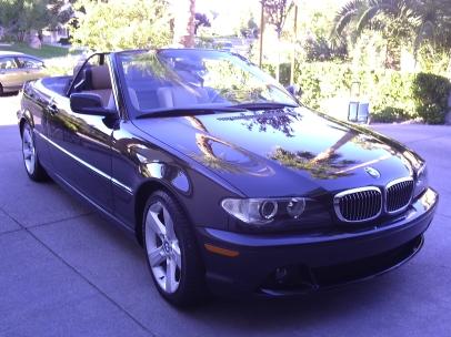 2004 BMW 325CIC 20k miles