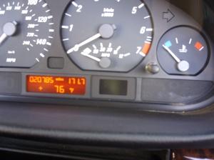 20785 miles